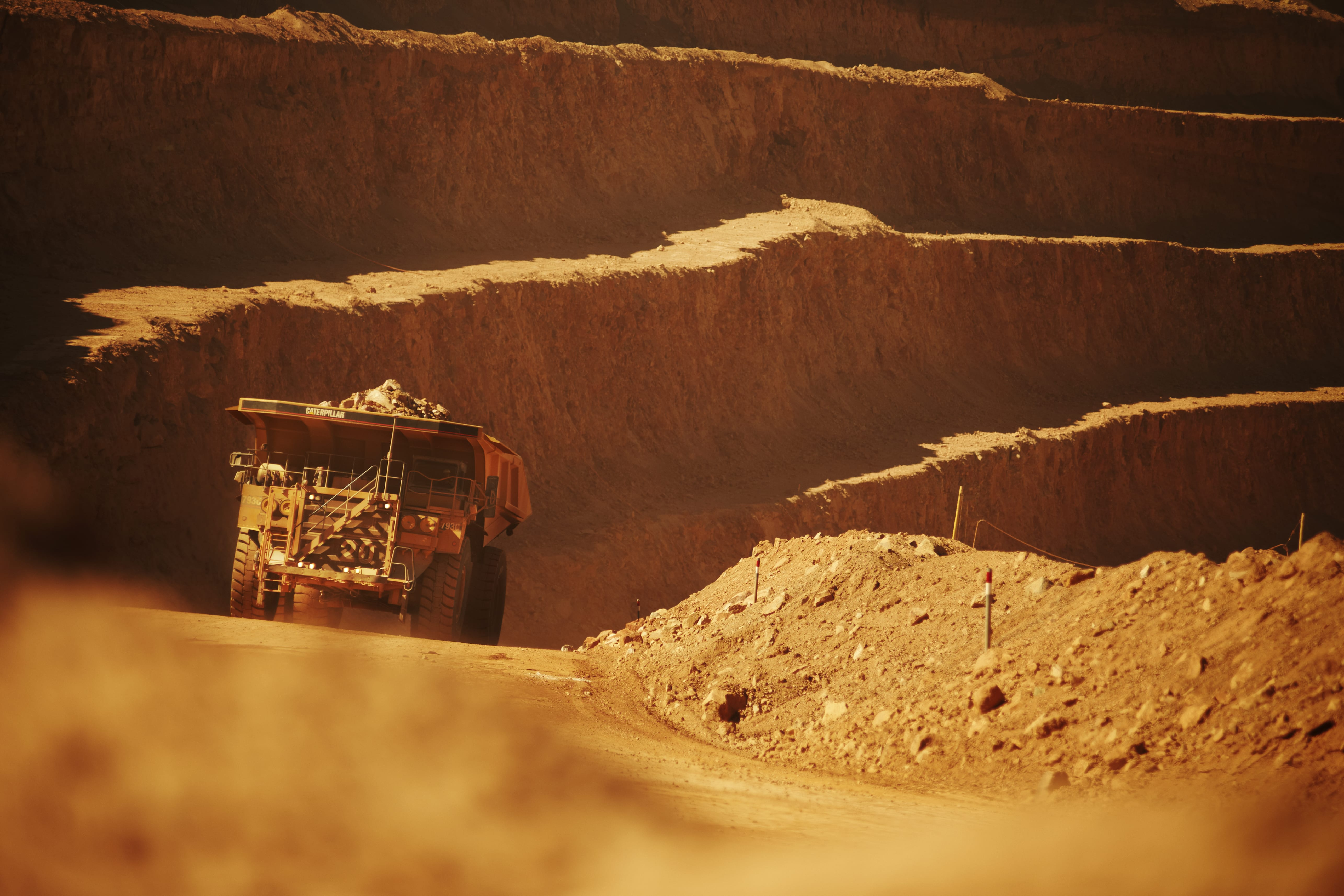 Minera Spence - Proyecto SGO
